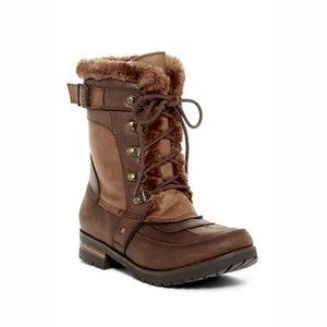 NEW Rock & Candy Danlea Faux Fur Lined Boots
